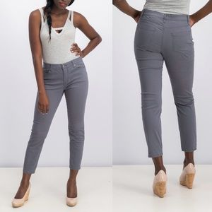 David Bitton stretch skinny ankle grazer jeans
